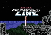 Zelda II : The Adventure of Link - NES