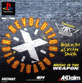 Revolution X - PlayStation
