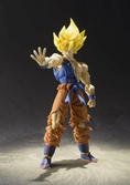Figurine Dragon Ball Z Son Goku Super Saiyan Awakening S.H. Figuarts