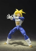SH Figuarts Dragon Ball Z Trunks Super Saiyan - 18cm