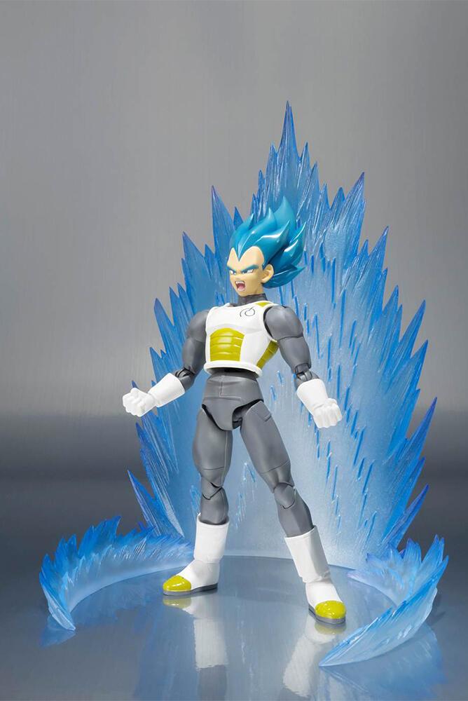 Figurine Dragon Ball Z Vegeta Super Saiyan Blue SH