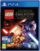 Console PS4 pack LEGO Star Wars Le Réveil de la Force