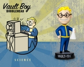 Figurine Fallout Vault Boy Science - Séries 3