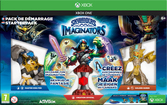 Skylanders Imaginators - Pack de démarrage - XBOX ONE