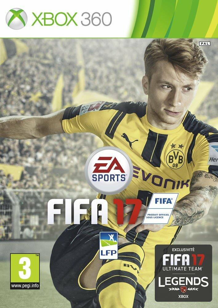 fifa 17 xbox 360 acheter vendre sur r f rence gaming. Black Bedroom Furniture Sets. Home Design Ideas