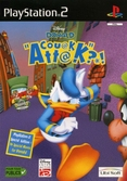 Donald Couak Attack - PlayStation 2
