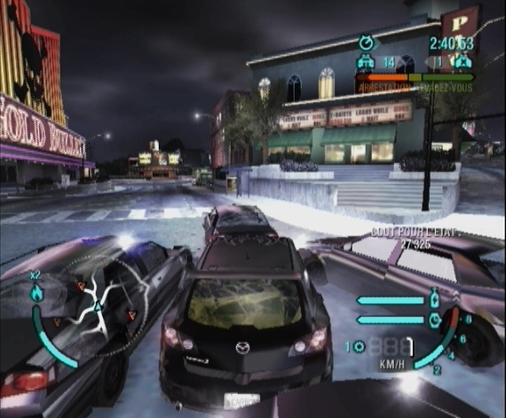 Need For Speed Carbon - PS3 : Référence Gaming