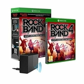 Rock Band 4 + Adaptateur - XBOX ONE