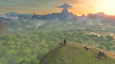 The Legend of Zelda : Breath of the Wild - WII U