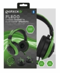 Casque Gioteck Stéréo FL-300 Vert - PS4 - Xbox One - Switch - PC