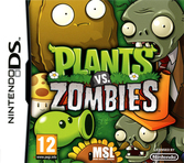 Plants vs Zombies - DS