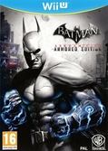 Batman Arkham City Armored Edition - WII U