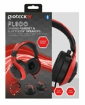 Casque Gioteck Stéréo FL-300 Rouge - PS4 - Xbox One - Switch - PC
