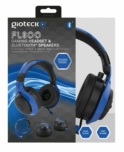 Casque Gioteck Stéréo FL-300 Bleu - PS4 - Xbox One - Switch - PS3 - PC