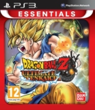 Dragon Ball Z Ultimate Tenkaichi édition Essentials - PS3