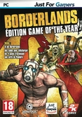Borderlands édition game of the year just for gamers - PC