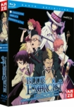 Blue Exorcist Coffret 2/2 Édition Collector - Blu-ray