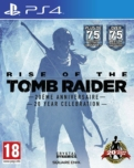 Rise of the Tomb Raider 20ème anniversaire édition Artbook - PS4