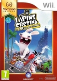 The Lapins Crétins : La Grosse Aventure Nintendo Selects - WII
