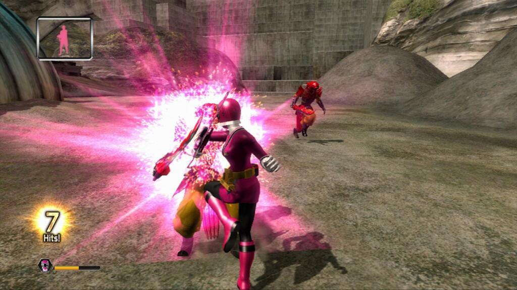 Power rangers super samurai jeu kinect xbox 360 - Jeux de power rangers super samurai ...