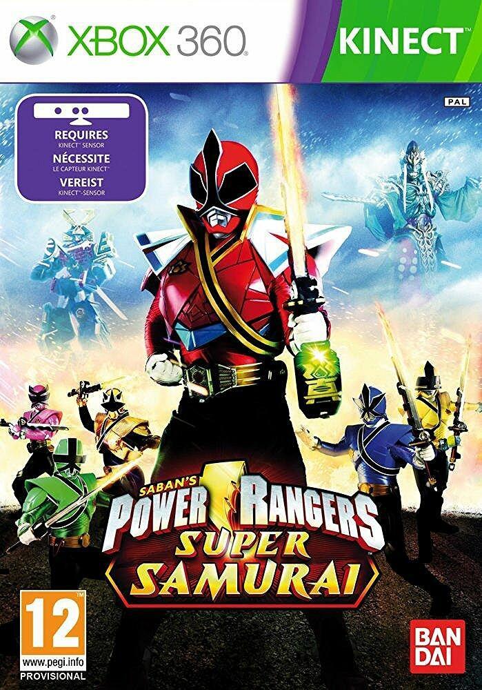 Power rangers super samurai jeu kinect xbox 360 acheter vendre sur r f rence gaming - Jeux de power rangers super samurai ...