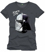 T-Shirt Star Wars Dark Side - Taille L