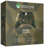 Manette sans fil Camouflage édition armed Forces - XBOX ONE