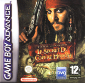 Pirates des Caraïbes : Le secret du coffre maudit - Game Boy Advance