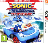 Sonic & All-Stars Racing : Transformed édition Limitée - 3DS