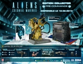 Aliens Colonial Marines édition collector - PS3