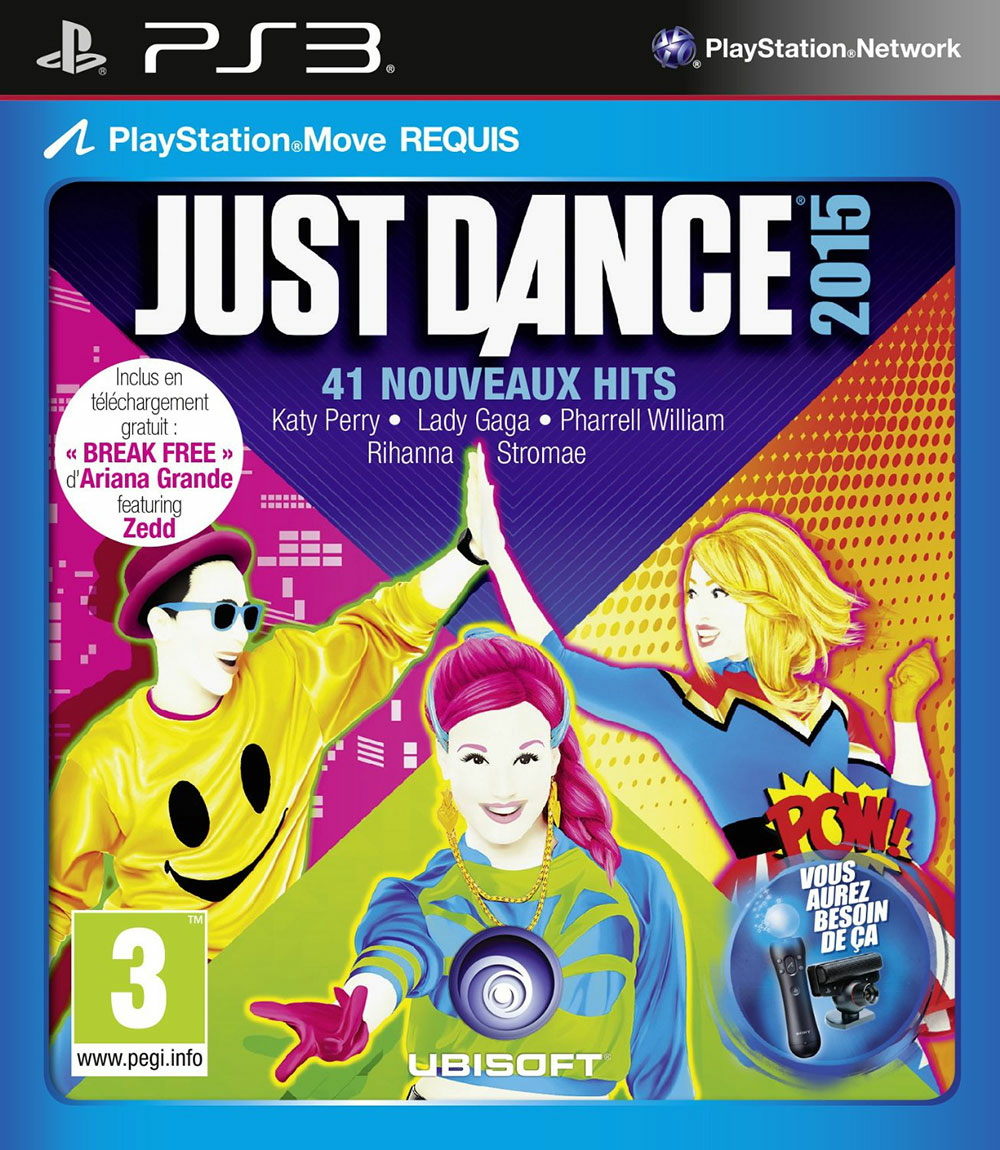 Just Dance 2015 - PS3 : Référence Gaming