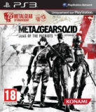 Metal gear solid 4 25th Anniversaire Edition - PS3