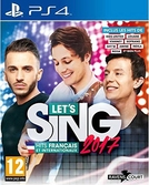 Let's Sing 2017 - PS4