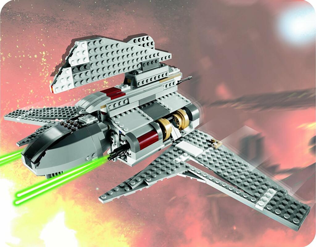 Lego star wars vaisseau de l 39 empereur palpatine 8096 - Lego star wars vaisseau anakin ...