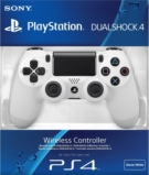 Manette DualShock 4 Blanche - PS4