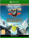 Steep Gold édition - XBOX ONE
