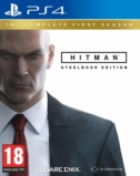 Hitman : The Complete First Season édition Steelbook - PS4
