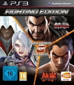 Tekken 6 + Tekken : Tag Tournament 2 + Soul Calibur V - PS3