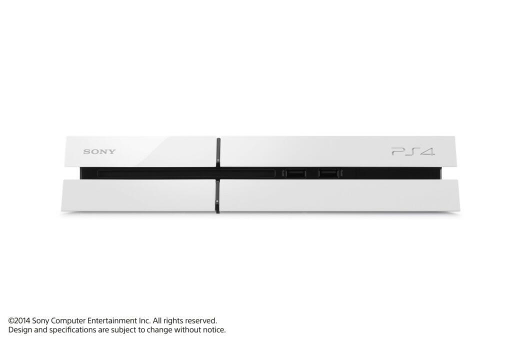 console ps4 blanche 500 go acheter vendre sur. Black Bedroom Furniture Sets. Home Design Ideas