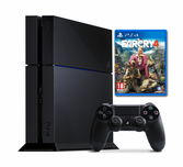 Console PS4 Far Cry 4 - 500 Go