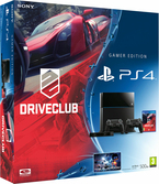 Console PS4 Mega Bundle DriveClub - 500 Go