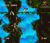 Pitfall : The Mayan Adventure - Mega CD