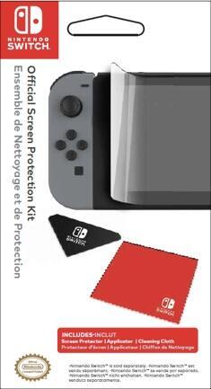 film de protection pour nintendo switch acheter vendre sur r f rence gaming. Black Bedroom Furniture Sets. Home Design Ideas