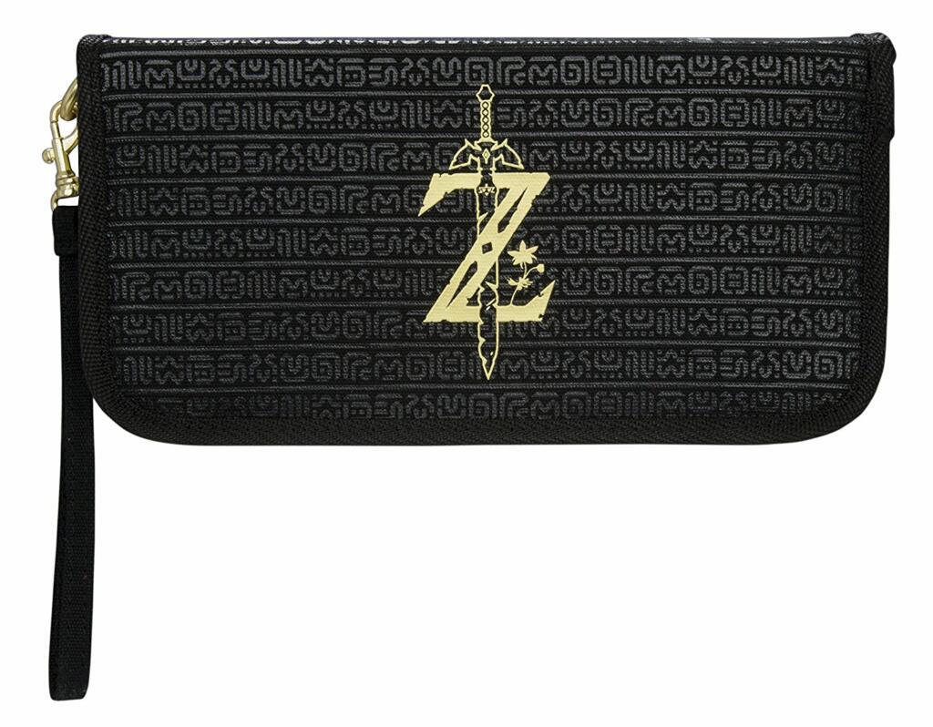Tui de console premium dition the legend of zelda for Housse nintendo switch zelda