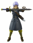 Figurine Dragon Ball Xenoverse Trunks - S.H. Figuarts