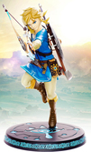 Statuette The Legend Of Zelda Breath of the Wild : Link - 28 cm