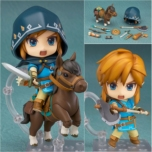 Figurine Nendoroid Link Zelda : Breath of The Wild - DX Edition