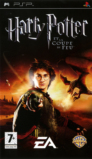 Harry Potter et la Coupe de Feu - PSP