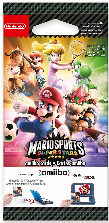 carte mario sport superstar