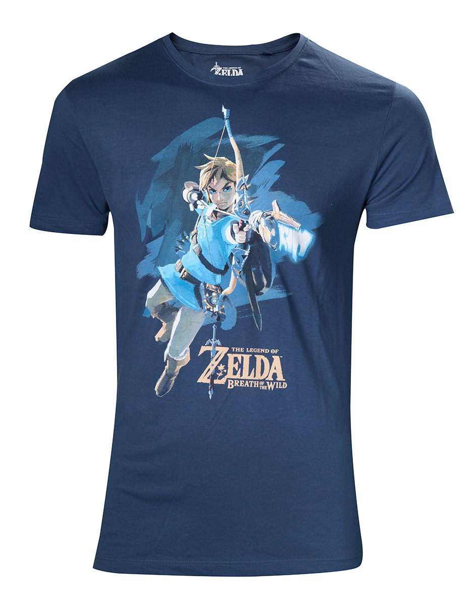 T-Shirt The Legend of Zelda : Breath of the